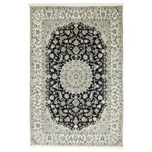 Nain 9La Oriental Rug, Hand-Knotted Classic, 305x200 cm
