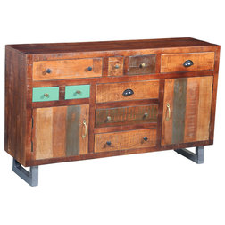 Rustic Buffets And Sideboards by Chic Teak