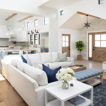 North Tustin - Addition and Remodel