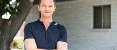 My Houzz: Neil Patrick Harris Gives Big Brother a New Backyard