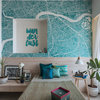 Mumbai Houzz Tour: Colour and Personality in a Family Flat