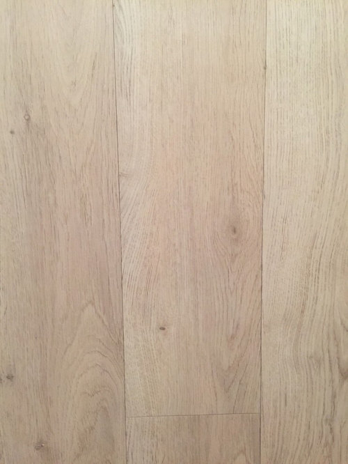 Pale Oak Or Frosted White Wide Wood Plank Flooring