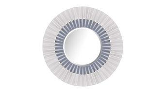 Starburst Circular Wall Mirror, 80x80 cm
