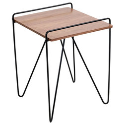 Industrial Side Tables And End Tables by LumiSource
