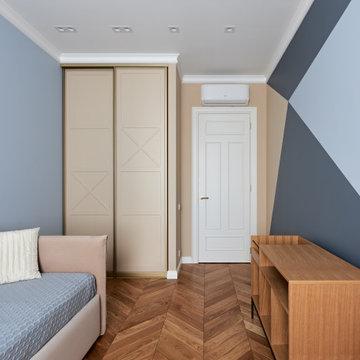 реализованная квартира 100 кв.м. ЖК Атлант