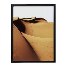 Nordic Decorative Wall Painting UnFramed Picture for Home Wall Art Decor, Desert