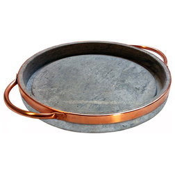 Traditional Griddles And Grill Pans by COOKSTONE
