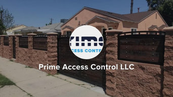 Company Highlight Video by Prime Access Control LLC