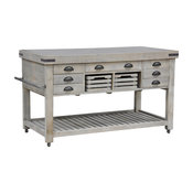 Avery Kitchen Island by Kosas Home