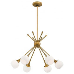 Midcentury Chandeliers By Better Living Store