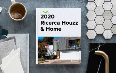 Houzz&Home 2020: Come, Quanto e Perché Ristrutturano gli Italiani