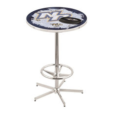 Nashville Predators Pub Table 36-inch by Holland Bar Stool Company