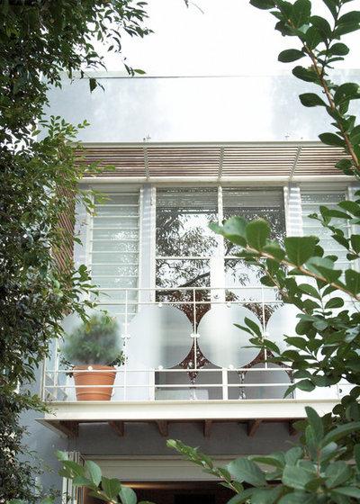 Sonnenschutz auf dem balkon: 9 ideen