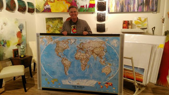 World Map Framing