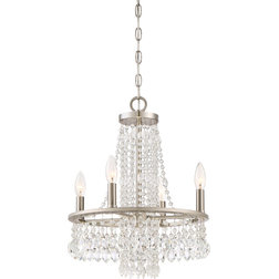 Stunning Traditional Chandeliers by Quoizel