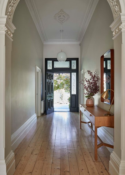 Victorian Hall by RBA Architects and Conservation Consultants