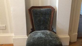 Upholstered Nursing chair