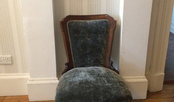 Upholstered Nursing chair