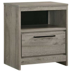 Farmhouse Nightstands And Bedside Tables by Pilaster Designs