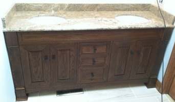 Master Bath & Custom Vanity