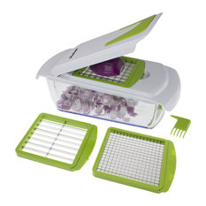 4-in-1 Chopper With Storage Lid