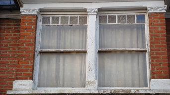 Sash window upgrade 1 - before