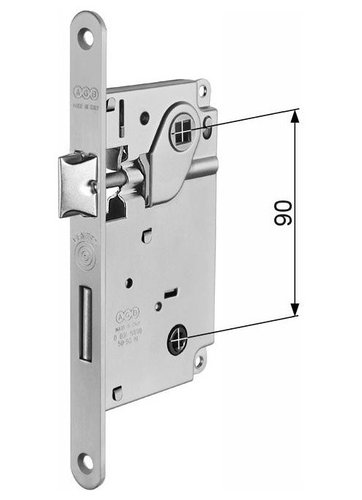 Good Centro Lock For Internal Door By AGB   Home Improvement