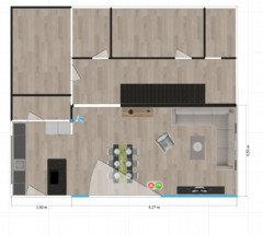Ideen für Möblierung Wohn/Essbereich