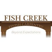 Foto de Fish Creek Finish Carpentry