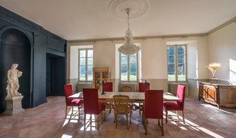 collaboration rénovation  château  directoire