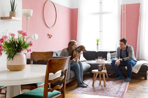 houzzbesuch drei trendfarben f r eine berliner altbauwohnung. Black Bedroom Furniture Sets. Home Design Ideas