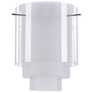 Airo 3-Tier Pendant Light Shade, Acrylic