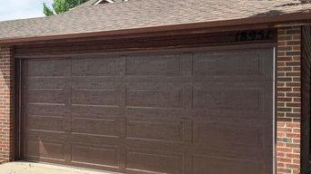 Arvada Steel Garage Door