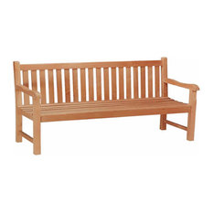 Shop Backless Garden Bench on Houzz