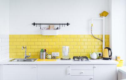 Colores de verano: Cómo usar el amarillo para decorar la casa