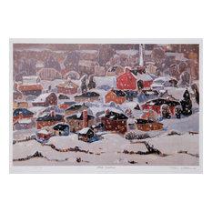 """White Christmas"" Artwork"