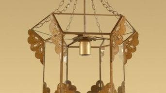 "Hanging lantern ""Arcángel"""