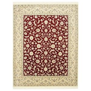 Nain 9La Oriental Rug, Hand-Knotted, 256x200 cm