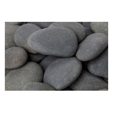"Mexican Beach Pebbles, 3"" to 5"", 30 Lb."