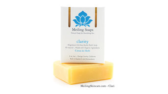 Meiling Skincare Natural Soaps