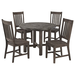 Fabulous Transitional Outdoor Dining Sets by Home Styles Furniture