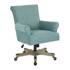 Mod Dorcis Office Chair Turquoise Chairs