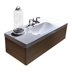 "Bentley 3937C Bathroom Vanity Unit with Drawer Unit 39.4"" x 19.7"""