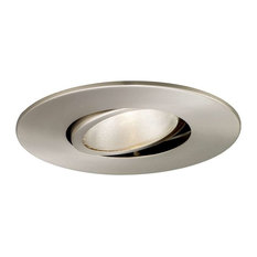 houzz recessed lighting. contemporary recessed wac lighting  trim adjustable gimbal ring brushed nickel  recessed trims and houzz t