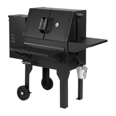 England's Stove Works Pellet Grill/Smoker - Direct/Non-Direct Grilling