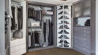 Closet Storage by Lazy Lee