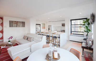 Houzz Tour: A Brooklyn Apartment Opens Up
