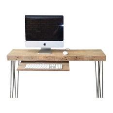 Urban Wood Goods Studio Apartment Design Desk Natural 48 Standard