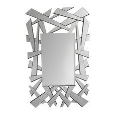 """Зеркало  """"Cross Frame"""" Art-zerkalo"""