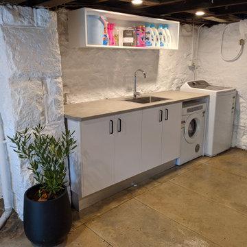 Mossman Laundry Renovation